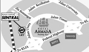 selangor hotel armada petaling jaya