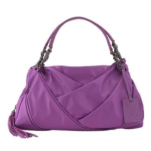 Maria Small Triple Zip Satchel