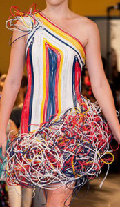wired dress