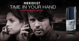 Meridiist Time is in your hand