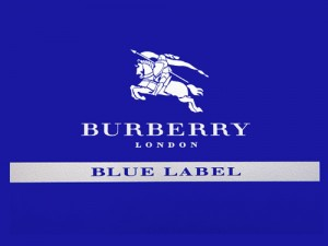 burberry scarf outlet  burberry_blue_label_logo