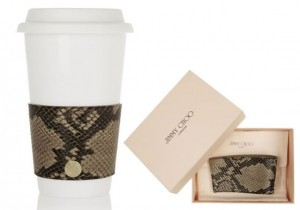 Jimmy-Choo's-Rika-croc-effect-leather-coffee-cup-sleeve-1